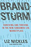 Nickles, Liz: Brandstorm: Surviving and Thriving in the New Consumer-Led Marketplace
