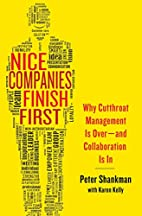 Nice Companies Finish First: Why Cutthroat…