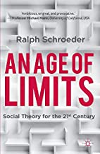 An Age of Limits: Social Theory for the 21st…