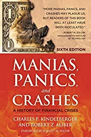 Manias, Panics and Crashes: A History of…