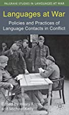 Languages at War: Policies and Practices of…
