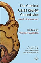 The Criminal Cases Review Commission: Hope…