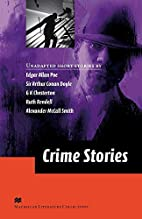 Crime Stories (MacMillan Literature…