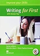 Improve Your Skills: Writing for First…