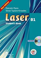 Laser 3rd Edition B1 Student's Book & CD-ROM…