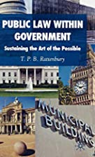 Public Law within Government: Sustaining the…