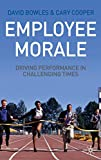 Bowles, David: Employee Morale: Driving Performance in Challenging Times