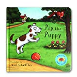 Scheffler, Axel: Pip the Puppy Jigsaw Book