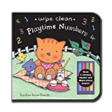 Church, Caroline Jayne: Wipe Clean - Playtime Numbers