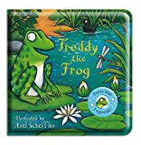 Scheffler, Axel: Freddy the Frog