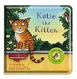Axel Scheffler: Katie the Kitten (Axel Scheffler's Noisy Bath Books)