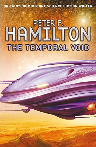 Cover of The Temporal Void by Peter F. Hamilton