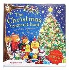 The Christmas Treasure Hunt: A Lift the Flap…