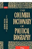 [???]: The Columbia Dictionary of Political Biography: The Economist