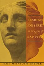 Lesbian Desire in the Lyrics of Sappho by…
