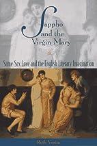 Sappho and the Virgin Mary by Ruth Vanita