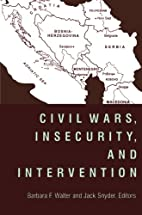 Civil Wars, Insecurity, and Intervention by…
