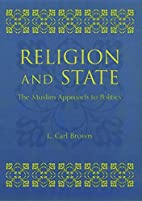 Religion and State by L. Carl Brown