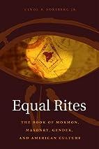 Equal Rites by Clyde R. Forsberg Jr.