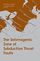 The Seismogenic Zone of Subduction Thrust…