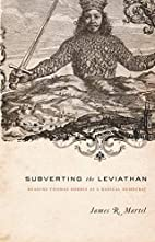 Subverting the Leviathan: Reading Thomas…