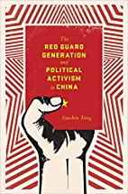 The Red Guard Generation and Political…