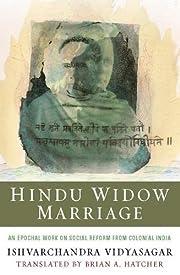 Hindu widow marriage av Īśvaracandra…