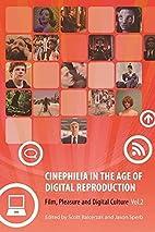 Cinephilia in the Age of Digital…