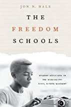 The Freedom Schools: Student Activists in…