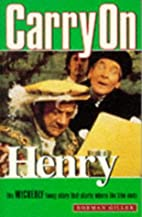 Carry on Henry (Carry on from the Film) by…