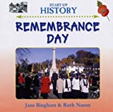 Bingham, Jane: Remembrance Day (Start-up History)