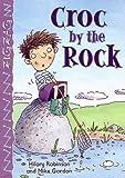 Robinson, Hilary: Croc by the Rock (Zigzag)