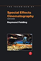 Techniques of Special Effects of…