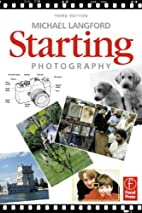 Starting Photography by Michael Langford
