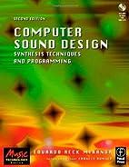 Computer Sound Design: Synthesis Techniques…