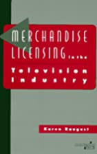 Merchandise Licensing in the Television…