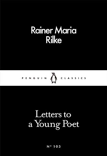 Cover of Letters to a Young Poet by Rainer Maria Rilke