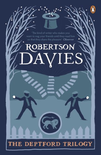the events in deptford in the novel fifth business by robertson davies Listen to fifth business audiobook by robertson davies the second book in the deptford trilogy after fifth as innocuous an event as throwing a snowball.