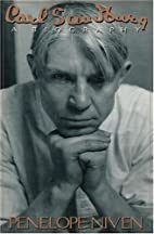 Carl Sandburg: A Biography by Penelope Niven