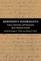 Herndon's Informants: Letters, Interviews,…