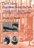 Mauk, David C.: The Colony That Rose from the Sea: Norwegian Maritime Migration and Community in Brooklyn, 1850-1910
