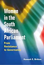 Women in the South African Parliament: FROM…