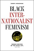 Black Internationalist Feminism: Women…