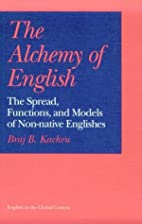 The Alchemy of English: The Spread,…