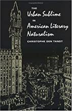 The Urban Sublime in American Literary…