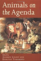 Animals on the Agenda: Questions About…