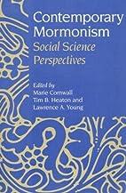 Contemporary Mormonism: Social Science…