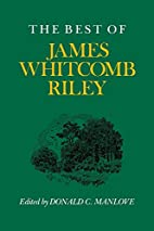 The Best of James Whitcomb Riley (A Midland…