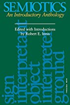 Semiotics: An Introductory Anthology by…