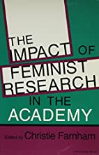 The Impact of Feminist Research in the…
